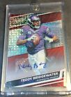 2016 Panini National Convention Gold VIP Red Teddy Bridgewater Autograph 12 15