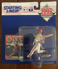 Kenner Starting Lineup SLU 1995 Juan Gonzalez Figure & Card, New, MLB, Rangers!