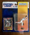 Kenner Starting Line Up Roger Clemens Boston Red Sox 1994 Action Figure & Card!