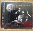 Battle Axe We're On The Attack CD Classic American Power Metal rock pre thrash