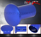 Universal Race Sport Replacement Emergency Hand E-Brake Lever Button Knob Blue
