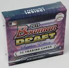 2019 Bowman Draft Sapphire Edition Factory Sealed Box