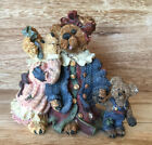 Boyds Bears & Friends Bearstone Figurine Louella & Hedda the Secret Style 227705