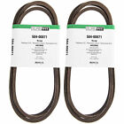 SureFit Cutter Deck Drive Belt 483966 Scag V Ride Stand On 48 Cut Mowers 2PK