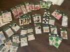 Lot of 69 The Card Connection Embellishments 4 Scrapbooking Card Making