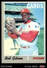 Bob Gibson Cards, Rookie Card and Autographed Memorabilia Guide 3