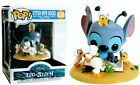 Funko Deluxe PoP! 639 Disney Stitch with Ducks BOXLUNCH EXCLUSIVE New in Box