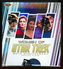 RITTENHOUSE WOMEN OF STAR TREK 50TH ANNIVERSARY TRADING CARDS SEALED HOBBY BOX