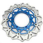 320mm Front Brake Rotor Disc For Suzuki RM125 250 DRZ400S/E SV SM 125 DRZ400SM