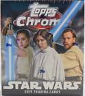 2019 Topps Star Wars Chrome Legacy Factory Sealed Hobby MINI Box