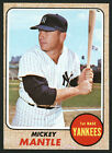 Comprehensive Guide to 1960s Mickey Mantle Cards 186