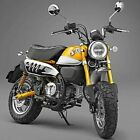 Tamiya Honda Monkey 125 Motorcycle - Plastic Model Motorcycle Kit - 1/12 Scale