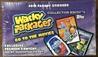 2018 Topps Wacky Packages Go To The Movies Hobby Collector Edition Sticker Box