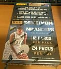 2015 16 NBA Hoops Hobby box FACTORY SEALED 2 Autos and 20 Parallels!