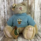 Boyds Bears Vintage Gwendina Bear 20th Anniversay Edition Beige Fully Jointed