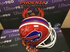 2015 Leaf Autographed Helmet Football 6