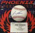 Jose Canseco Cards, Rookie Cards and Autographed Memorabilia Guide 32