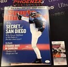 Trevor Hoffman Autograph Auto Signed 11x14 Photo Sports Illustrated Cover JSA