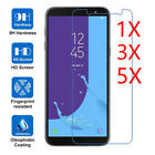 5X Tempered Glass Screen Protector For Samsung Galaxy A3 A5 A7 A8 J3 J5 J7 J8