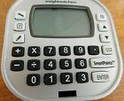 Weight Watchers Points Plus Calculator Pocket Size 3 In Blue 2013 Digital Track