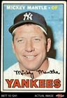 Mickey Mantle Topps Cards - 1952 to 1969 48