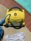 Dolphin Atlantis Robotic Pool Cleaner  Maytronics with Power Supply cable