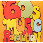 '60S Music Revolution CD Time Life (9-CD,Box Set,NEW) - VARIOUS ARTISTS