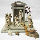Willow Tree NATIVITY SET 15 Piece with Original Boxes