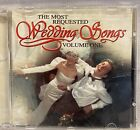 The Most Requested Wedding Songs, Vol. 1 by Various Artists (CD, Apr-2007,...