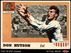 Don Hutson Rookie Card Guide 10