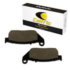Caltric Front Brake Pads for Harley Davidson 42831-04A / Sportster XL883 XL1200