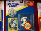 1991 Kenner Starting Lineup MLB Tim Raines NIP w/coin card SOX Extended