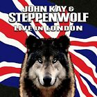 John Kay and Steppenwolf - Live In London [CD]