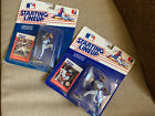 1988 STARTING LINEUP -MLB- DAVE WINFIELD - DWIGHT GOODEN - New York Yankees Mets