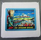 2015 Topps Mars Attacks: Occupation Trading Cards 28