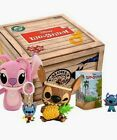 FUNKO POP!DISNEY TREASURES TIKI STITCH SCENTED HOT TOPIC EXCLUSIVE FACTORY SEAL