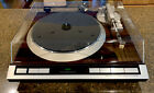 Denon DP 51F TurntableExceptional ConditionNew CoverServicedDL 300LK