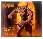 Ronnie James Dio The Very Beast Of Vol 2 CD Niji Entertainment 2012 Autographed