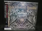 HER CHARIOT AWAITS ST + 1 JAPAN CD Adrenaline Mob Sirenia Bumblefoot Heavy Metal