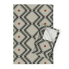 Native Natural Plus Linen Cotton Tea Towels by Roostery Set of 2