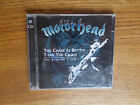 Motorhead The Chase Is Better Than The Catch SIGNED COPY 2001 CD Mint Condition