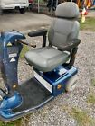 Shoprider Sunrunner 3 Wheel Electric Mobility Scooter 888B 3 with basket