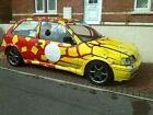 LARGER PHOTOS: Ford Fiesta XR21 2.0 Zetec Race/Track Car,, Full Roll Cage ++ Lightened