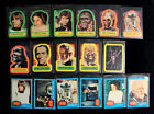 1977 Topps Star Wars Complete Card Set Series 1-5 with Stickers all NM-MT