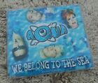 Aqua We Belong To The Sea Single Promo Sampler Rare