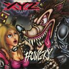 XYZ - Hungry CD 1991 Capitol Records