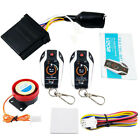 Two Way Motorcycle Alarm Anti Theft Remote Engine Start Alarms Security System