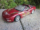 Ertl 2003 Chevy Corvette Indy Pace Car 118 Scale Diecast Car NEW WITH BOX