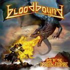 BLOODBOUND Rise of the Dragon Empire CD DVD DIGIPAK SEALED NEW 2019 AFM Germany