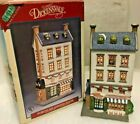 Lemax Village 1991 COUNTING HOUSE/ BOOK SHOP (15016) RARE Lighted Bldg RETIRED